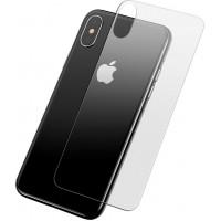 Заднее защитное стекло Baseus для iPhone Xs SGAPIPH58-TZ02 (Прозрачное)