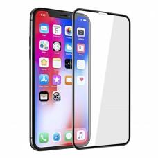 Защитное стекло Baseus для iPhone X/Xs/11Pro SGAPIPH58-WB01 (черный, anti-bluelight)