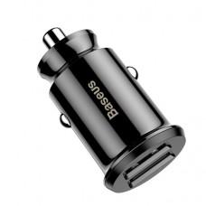 Автомобильное зарядное Baseus USB 5V 3.1A CCALL-ML01 (черный)