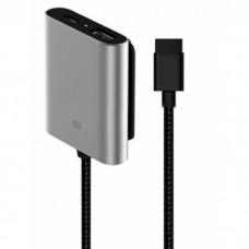 Удлинитель с дополнительными разъемами для Xiaomi Car Charger