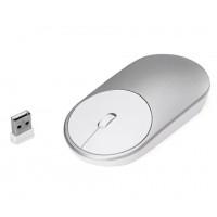 Беспроводная мышь Xiaomi Mi Portable Mouse Bluetooth (серебристый)