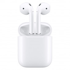 Bluetooth наушники Apple Airpods (белый)