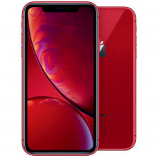 Смартфон Apple iPhone Xr 128ГБ 2SIM (красный)