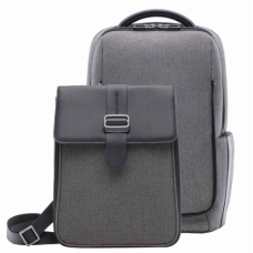 Рюкзак 2 в 1 Xiaomi Fashion Commuter Backpack (черный)