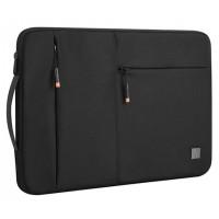 """13.3"""" Сумка для ноутбука WiWu Alpha Slim Sleeve (черный)"""