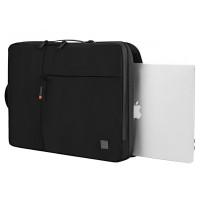 """16"""" Сумка для ноутбука WiWu Alpha Double Sleeve (черный)"""