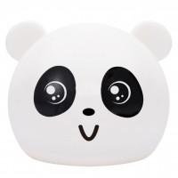 Ночник силиконовый панда
