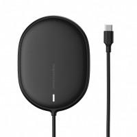 БЗУ Baseus Light Magnetic Wireless Charger WXQJ-01 (черный)